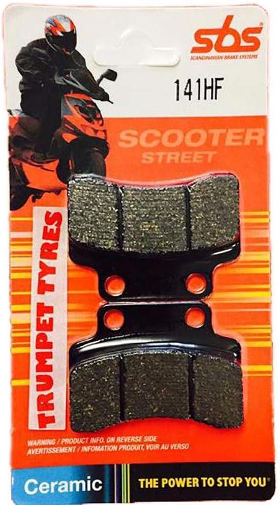 Oliver Sport 50 03 04 05 06 07 08 09 10 11 12 SBS Performance Front Ceramic Brake Pads Set Genuine OE Quality 141HF CPI Oliver 50 Oliver City 50