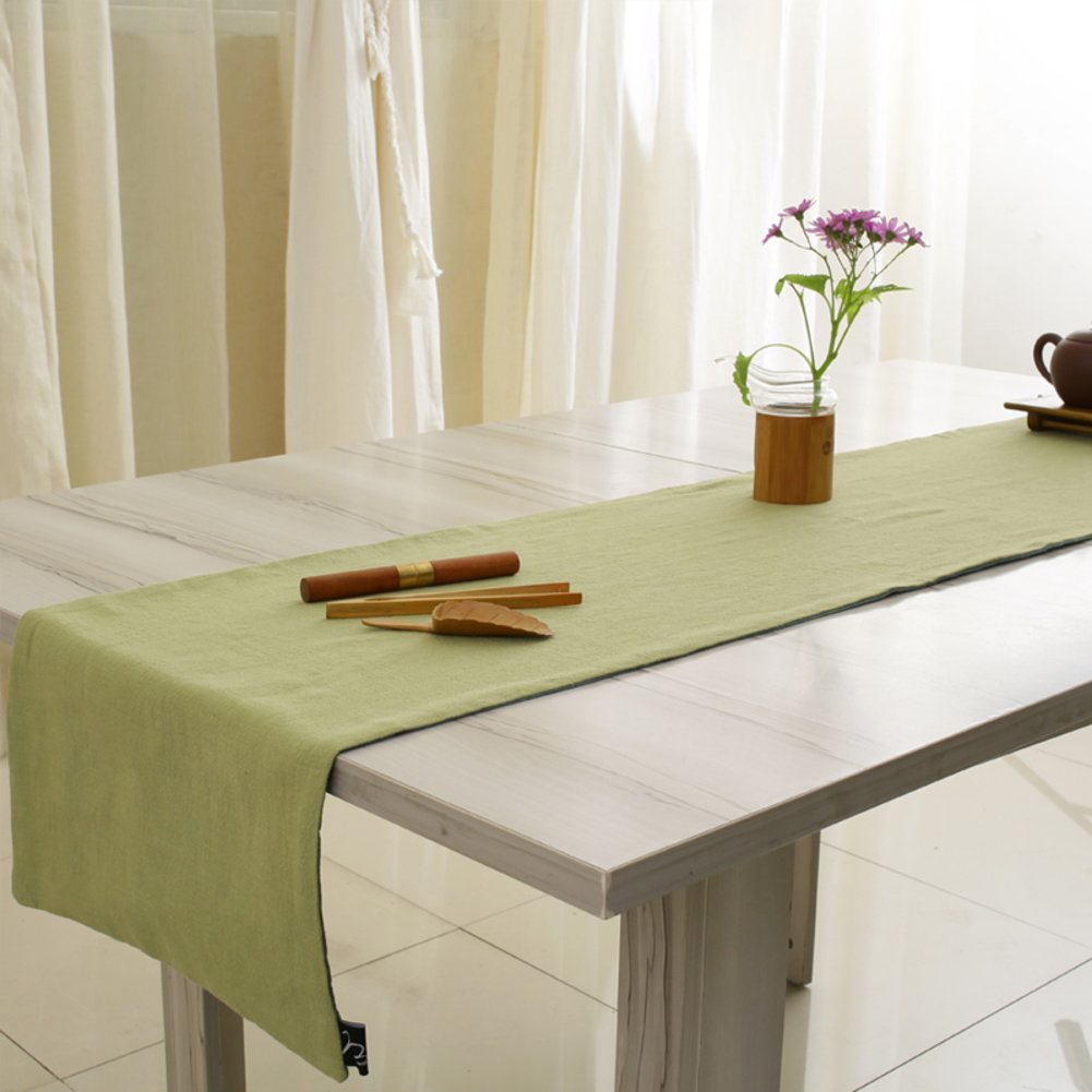 Solid color table flag/tv cabinet table runner/simple table-B 33x240cm(13x94inch)