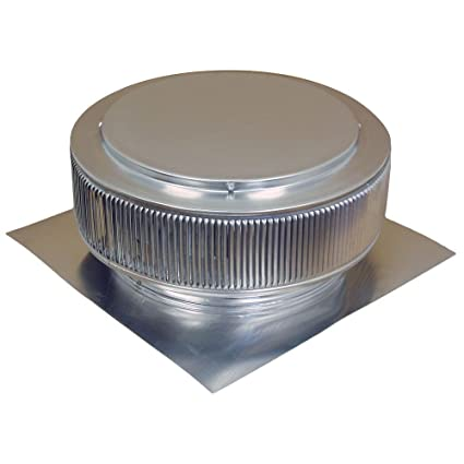 Amazon.com: Active Ventilation 14 in. Mill Aura Aluminum Vent: Home Improvement