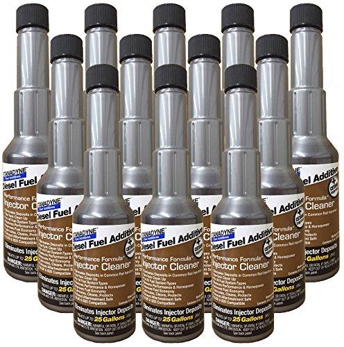 Stanadyne Performance Formula Diesel Inj Cleaner QTY of 12 – 8oz Bottles # 43562
