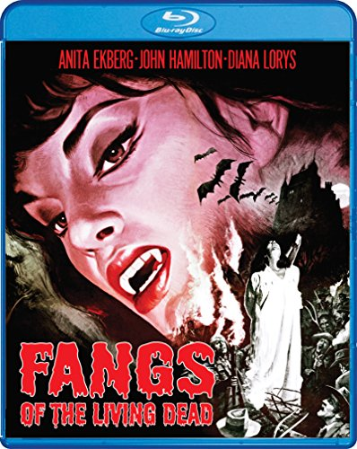 Fangs Of The Living Dead [Blu-ray]