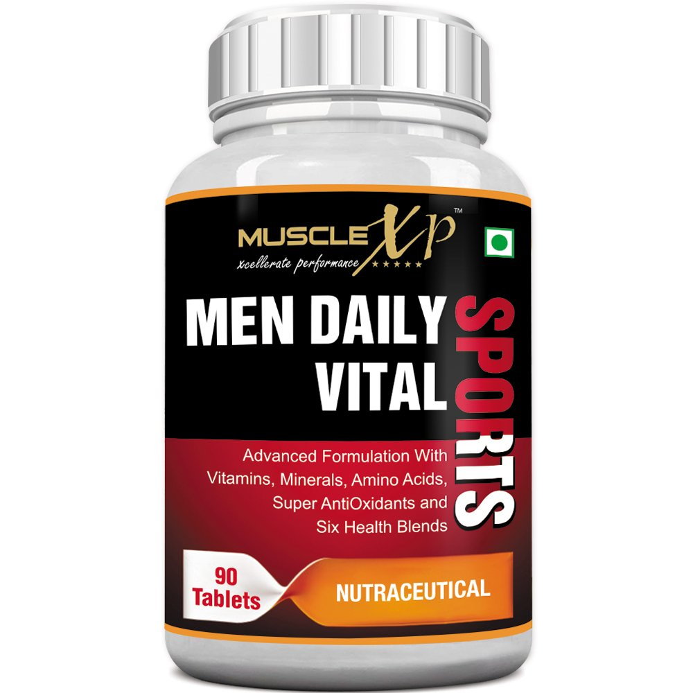MuscleXP multivitamin capsules-Healthy life product
