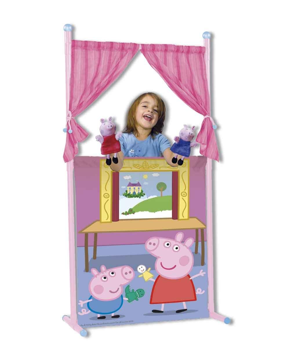 Peppa Pig –  Theater (Simba) 4584884 Simba Toys