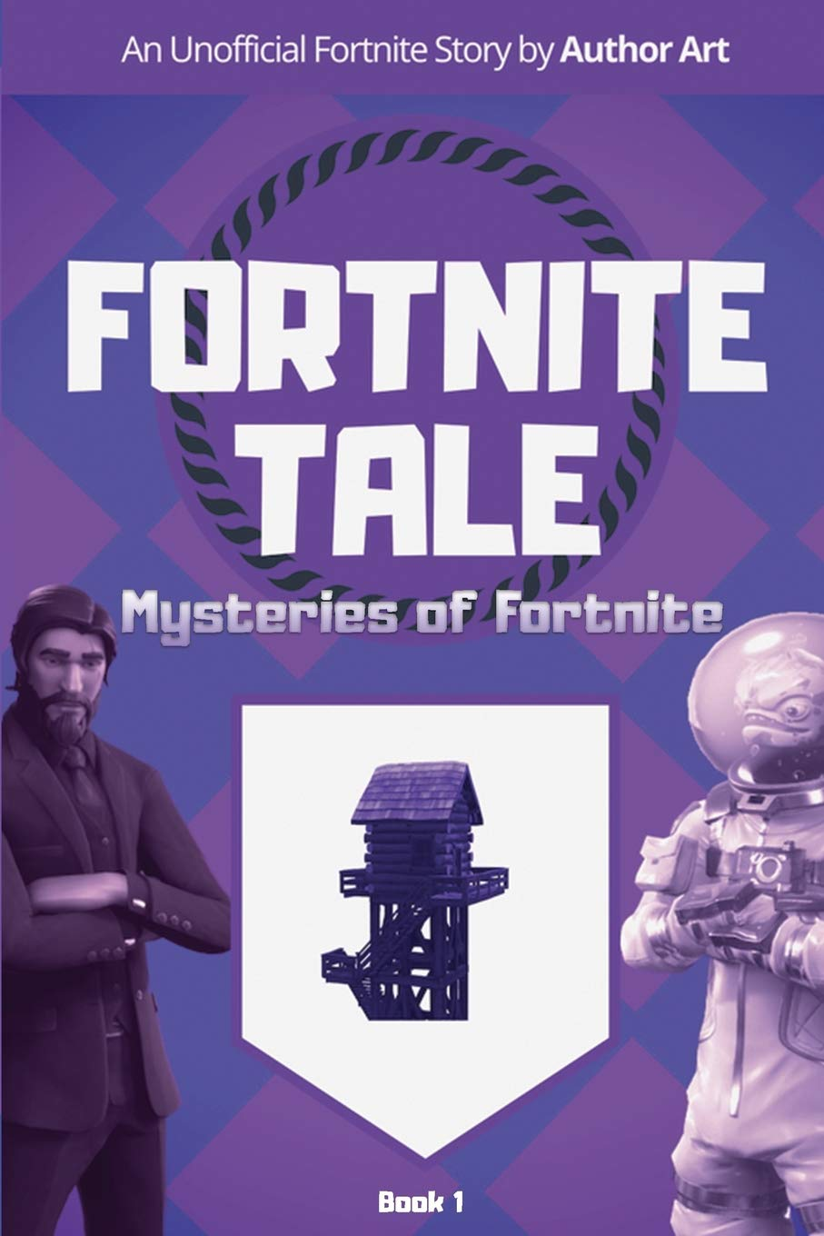 Fortnite Tale: Mysteries of Fortnite by Independently published