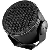 Black Outdoor/Indoor Weatherproof Loudspeaker 70V