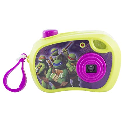 Amazon.com: Teenage Mutant Ninja Turtles Play Camera: Toys ...