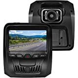 RegeMoudal 【Upgrade Version】 Car Camera Full HD 1080P 170° Wide Angle Lens Car Cam Exclusive super night vision, Loop Recording, Motion Detection(Model 1)