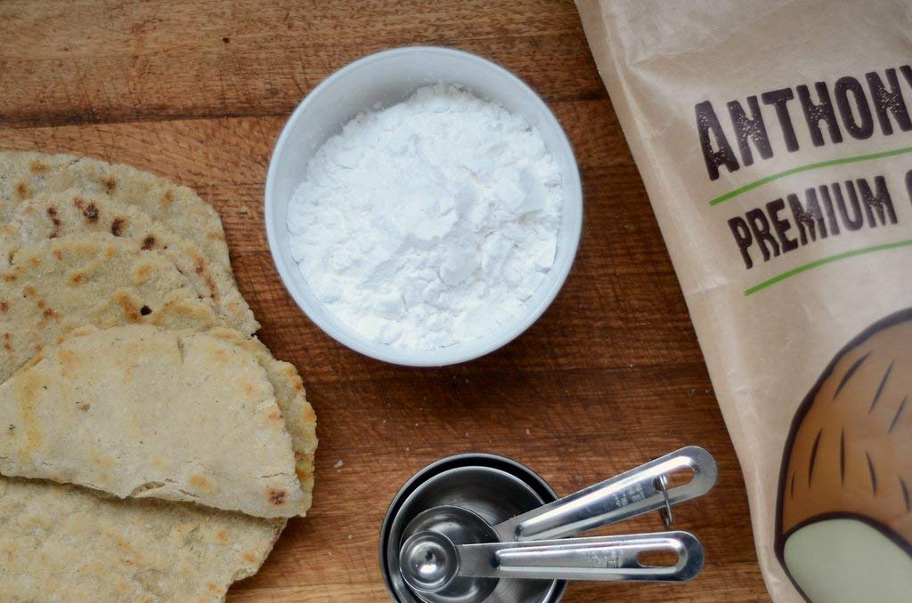 Organic Tapioca Flour / Starch (5 Pounds) by Anthony's, Gluten-Free & Non-GMO by Anthony's (Image #4)