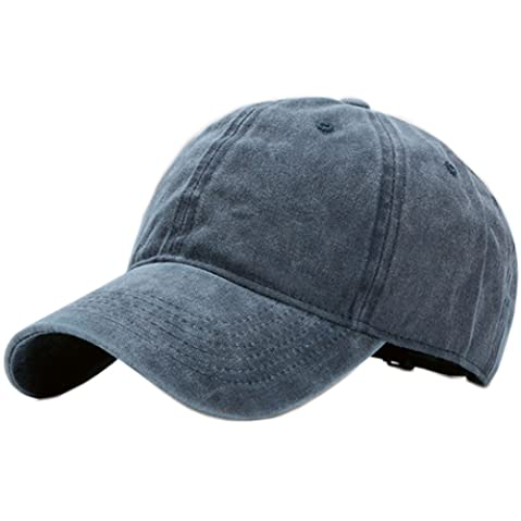 e8bf76f0f9b90 ALL IN ONE CART Vintage Washed Dyed Cotton Hats Twill Low Profile Plain  Adjustable Dad Hat Baseball Caps