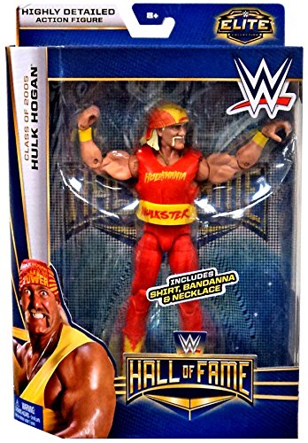 Mattel WWE Elite Hall of Fame Hulk Hogan Class of 2005