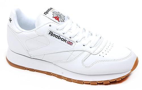 Reebok - Classic Leather, scarpe da ginnastica da uomo da uomo