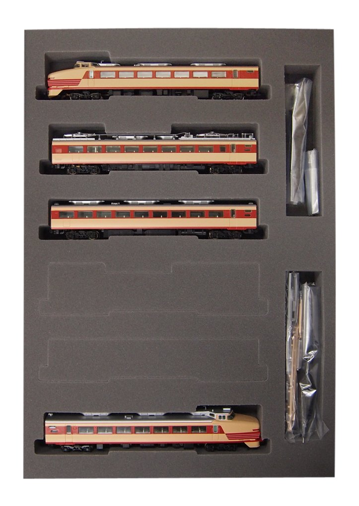 Limited Express Train Series 489 (Early Type) (Basic Set) (Model Train) (japan import)