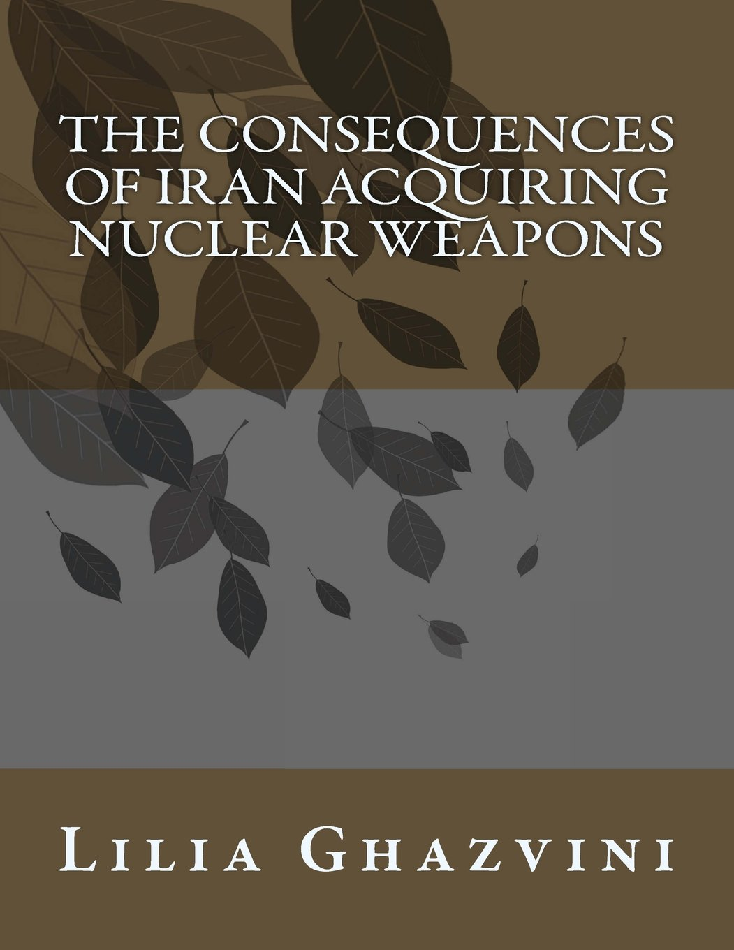 Download The Consequences of Iran Acquiring Nuclear Weapons pdf epub