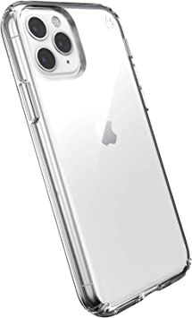 Speck Products Presidio Stay Clear Coque transparente pour iPhone 11 Pro