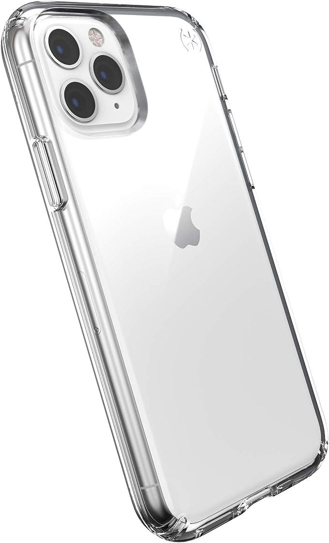 Speck Iphone 11 Pro Schutzhülle Handyhülle Schützende Hülle Tasche Dünne Schale Hardcase Beständig Für Apple Iphone 11 Pro Presidio Stay Transparent Elektronik