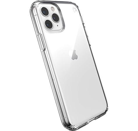 Speck Funda Protectora para iPhone 11 Pro Max Estuche Antichoque Duradero Resistente para Teléfono Móvil Smartphone Apple - Presidio Stay Clear - Transparente: Amazon.es: Electrónica