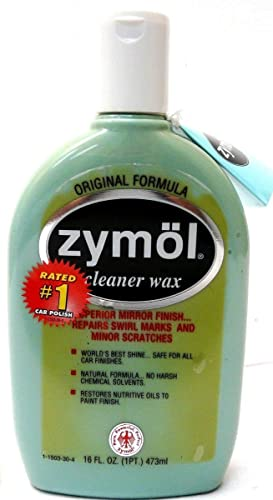 Zymol Z503A Cleaner Wax – 16 Oz