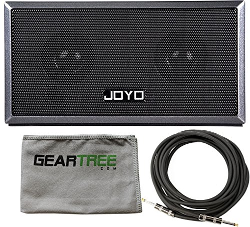 JOYO TOP-GT Bluetooth Electric Guitar Amp Black w/ Cloth and Cable by JOYO