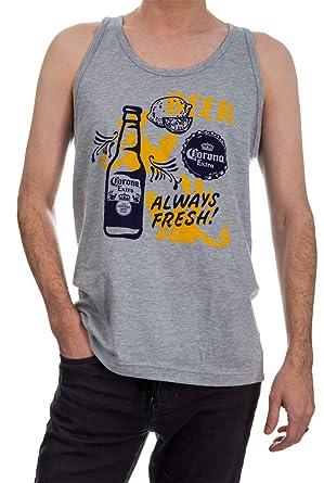 af769626a4f33 Amazon.com  Official Corona Extra Men s Tank Top  Clothing