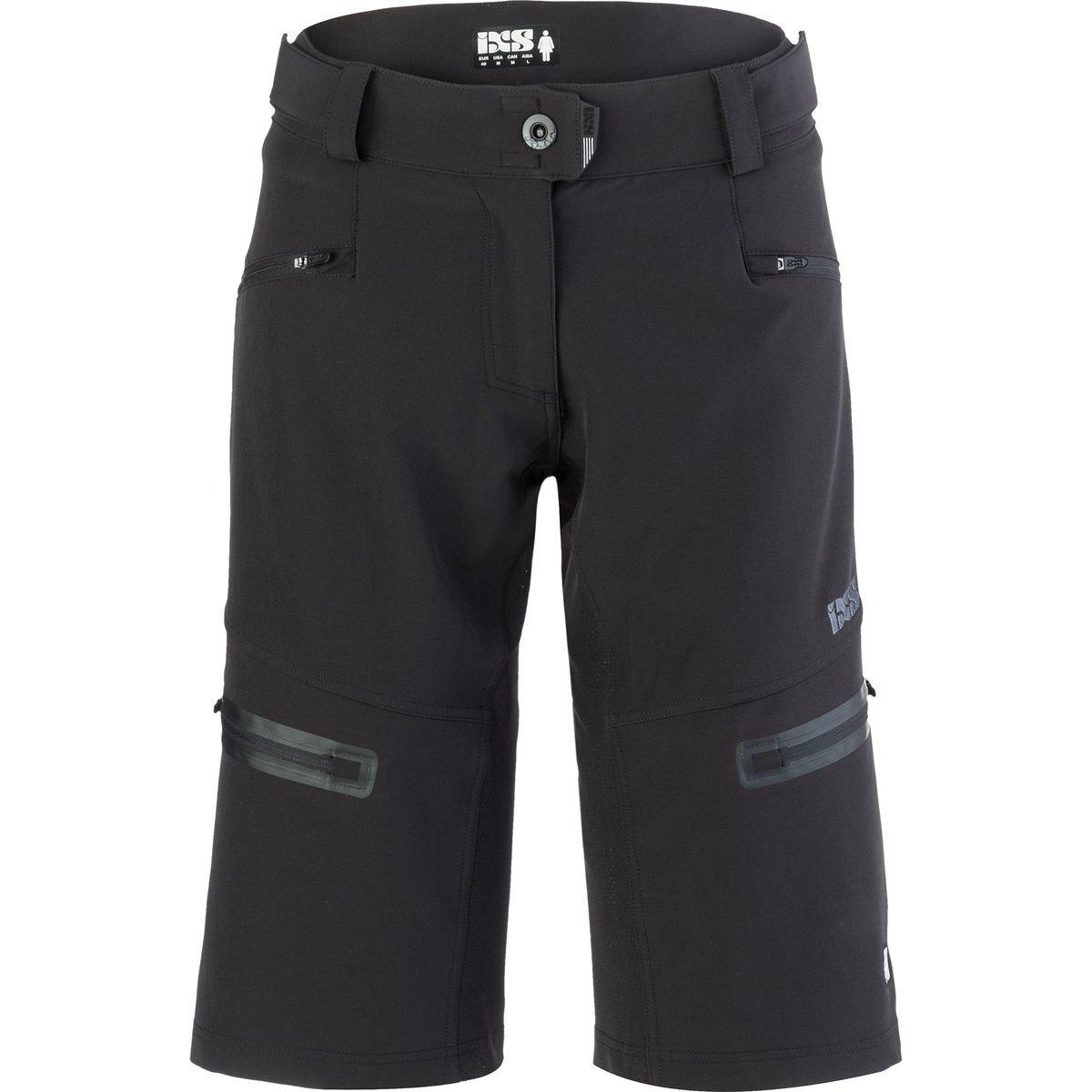 iXS Sever 6.1 Shorts - Women's Black, 38 by IXS (Image #1)