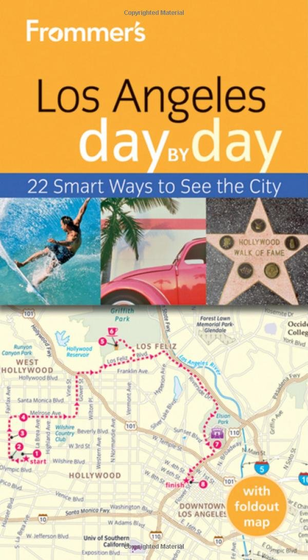 Download Frommer's Los Angeles Day by Day (Frommer's Day by Day - Pocket) pdf