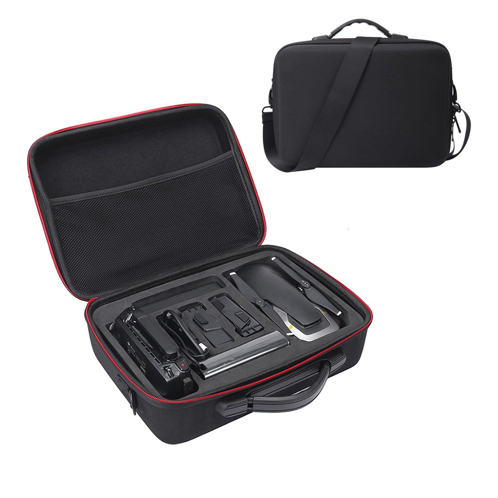 Hard Case for DJI Mavic Air MASiKEN 2018 Design Protective Carrying Case Storage Bag For DJI Mavic Air Portable Quadcopter Drone