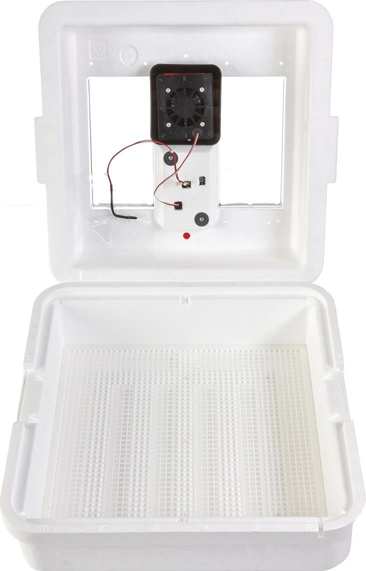 LITTLE GIANT STILL AIR INCUBATOR - UP TO 120 EGGS