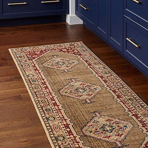 Stone & Beam Traditional Regal Adornment Rug, 2'1
