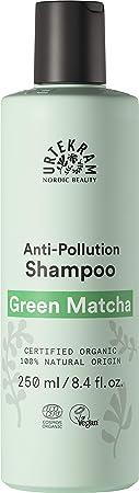 Shampoo Orgânico de Limpeza Profunda Matchá Urtekram Com 250ml