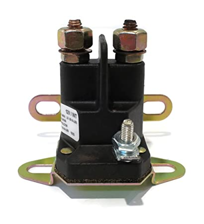 The ROP Shop Relay Solenoid for Bad Boy 108-5349-00 Gutbrod 092 05 484 Hako  74-535 Tractors