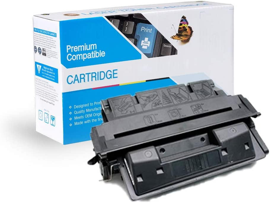 4050se Black 4000se 4050 C4127X 4050N 4050T 4000T Works with: Laserjet 4000 On-Site Laser Compatible Toner Replacement for HP C4127A 4000N 4000TN 4050TN