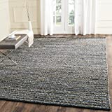 Safavieh Cape Cod Collection CAP365A Hand Woven Blue Jute Area Rug (11' x 16')