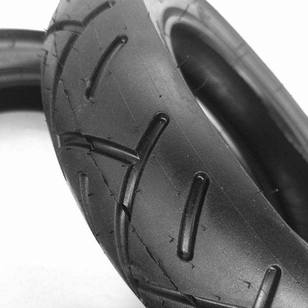 Sitrda Thickened Rubber 10X2.5 Outer Tire//Inner Tube Non-Slip Accessories For Inokim Quick /& Inokim OX Electric Scooter Black