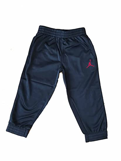 4f7ace3b5f74d5 Amazon.com  Boys Toddler Air Jordan Track Pants Black (3T)  Sports ...