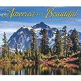 America the Beautiful 2017 Box Calendar