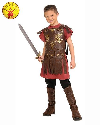 Rubies 882800S - Disfraz de gladiador para niño (3 años) (talla S)