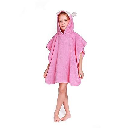 e76b8a560f4 Hooded Bath Towel for Kids