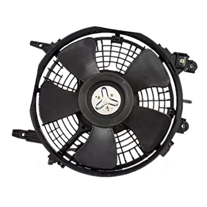 Amazon Com Ac Ac Condenser Cooling Fan Assembly Replacement For