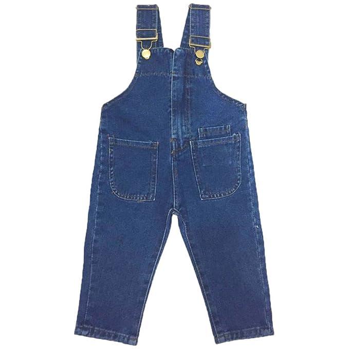 salopette jeans bambina 12 anni
