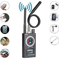 Anti Spy Camera Detector,RF Signal Bug Detector, Wireless Signal Pinhole Laser Lens GSM Detector Ultra-high Sensitivity Full-Range Tracker Finder
