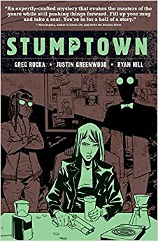Book Stumptown Volume 4: The Case of a Cup of Joe