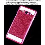 Mobiclonics Hard Back Glitter Cover for Xiaomi Redimi Note 3