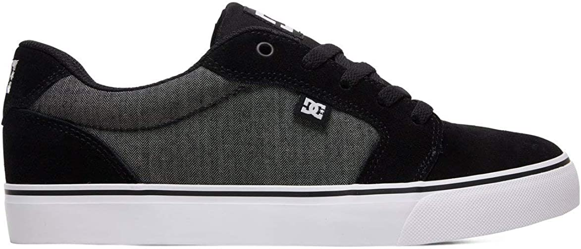 DC Men s Anvil Se Skate Shoe