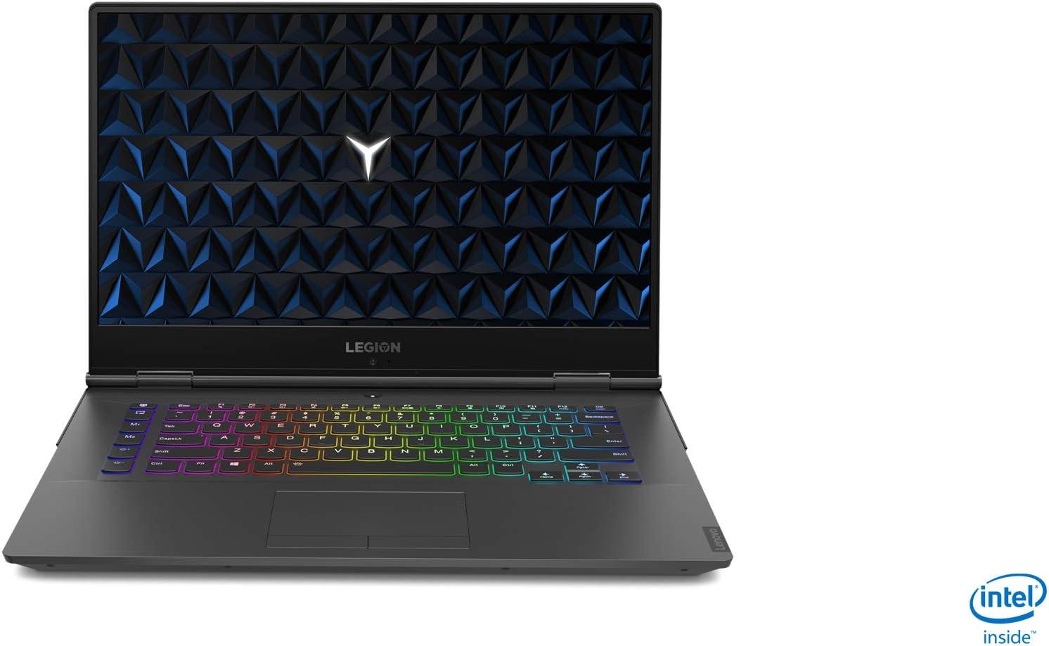 "Lenovo Legion Y740-15IRH Gaming Laptop, 15.6"" Screen, Intel Core i7, 16GB Memory, 1TB Hard Drive/256GB Solid State Drive, Windows 10, 81UF0001US"