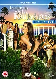 Keeping Up With The Kardashians: Season 1 [Edizione: Regno Unito] [Reino Unido] [DVD]