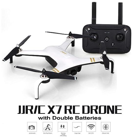 Tree-on-Life JJR/C X7 Smart RC helicóptero sin escobillas Motor ...