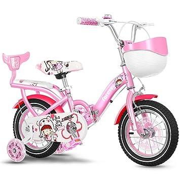Amazon.com: Bicicleta infantil Axdwfd 12/14/16/18 pulgadas ...
