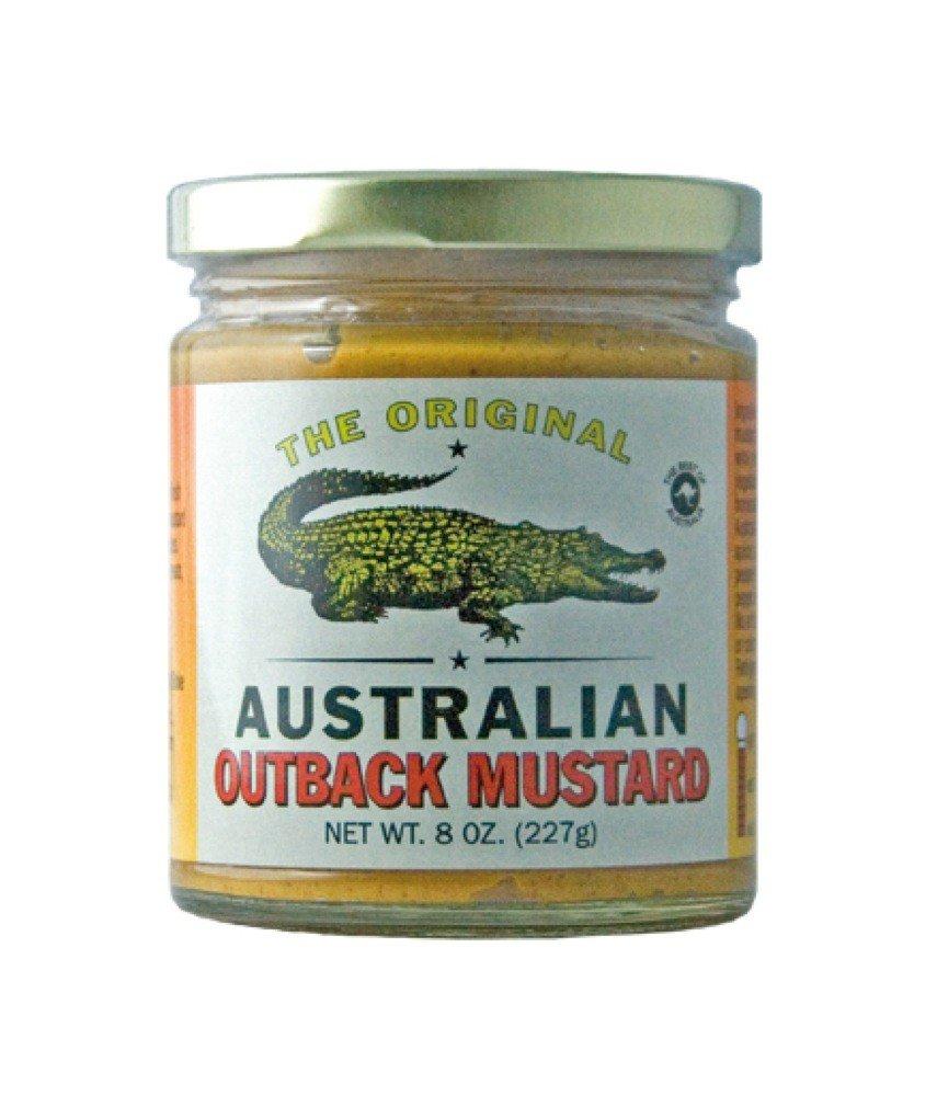 The Original Australian Outback Mustard 227g