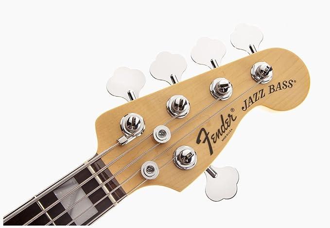 Circuito Jazz Bass Pasivo : Fender american deluxe de palisandro oscuro de madera de jazz bass