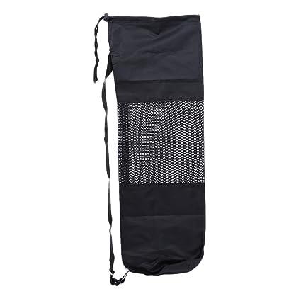 3fd618e17219 Amazon.com : ZALING Yoga Backpack Yoga Mat Bag Adjustable Strap ...